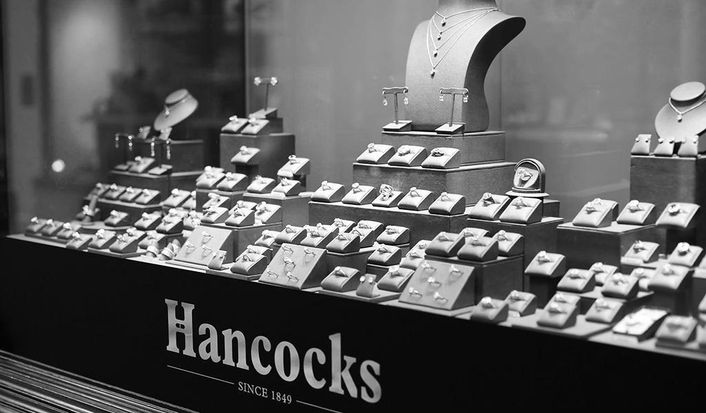 Hancocks burlington arcade